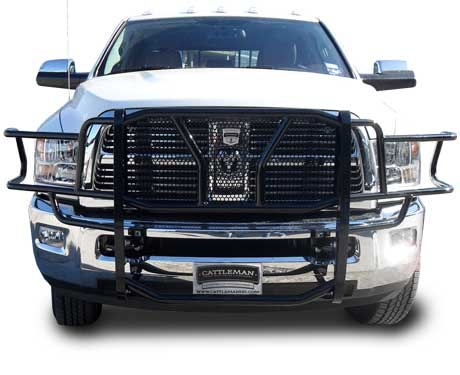 Cattleman Dodge 2500/3500 Grille Guard | Dandy Products