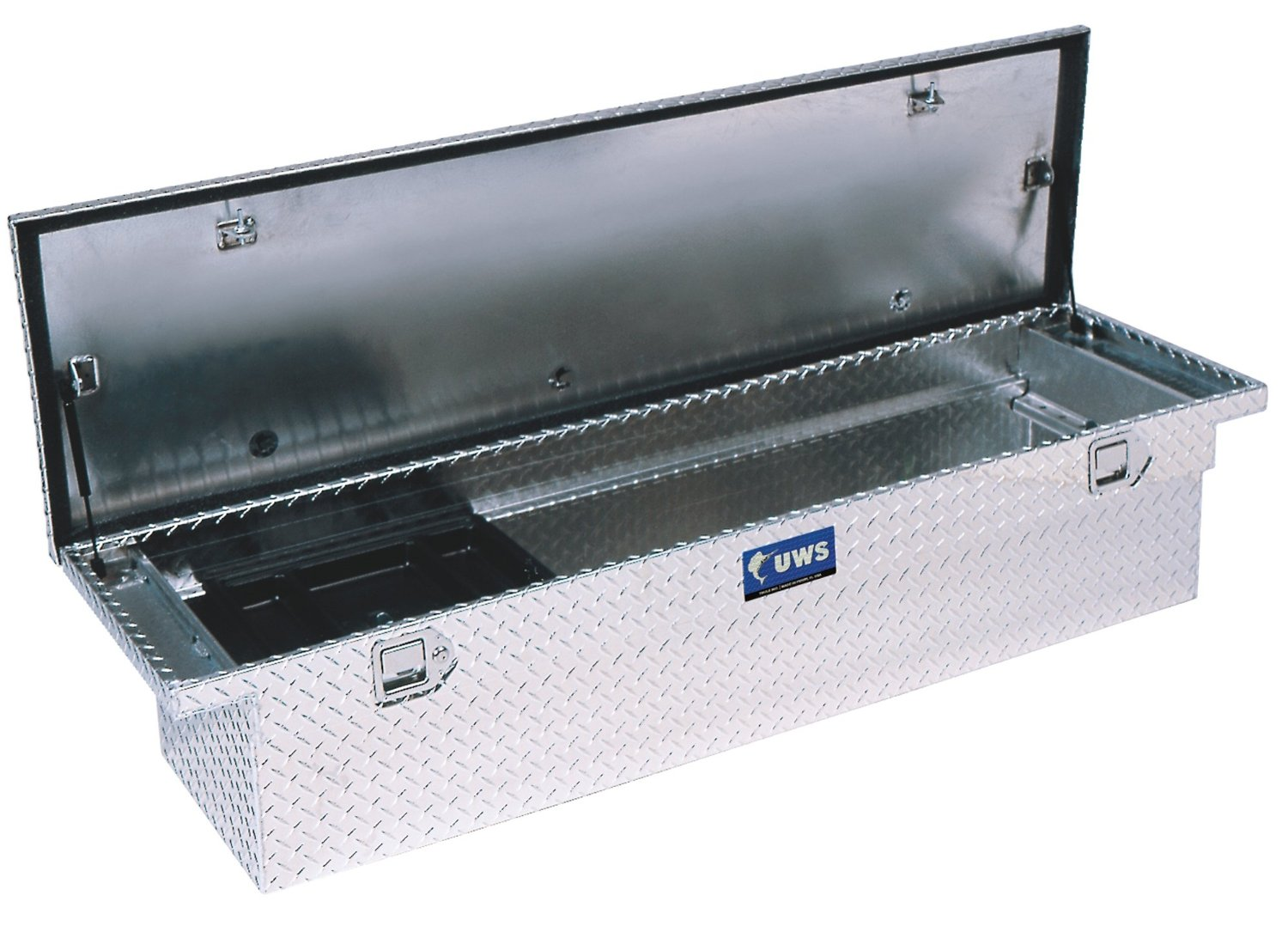 Bed Tool Box >> UWS Tool Boxes (Low Profile Boxes) | Dandy Products